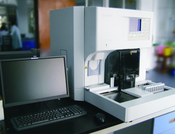 全自动五分类血液分析仪