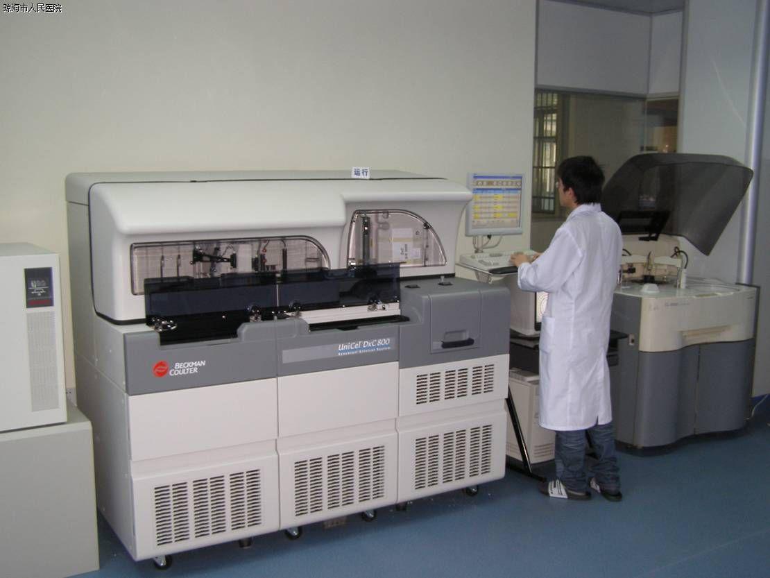 贝克曼全自动生化分析仪